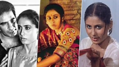 Smita Patil Birthday: 9 Movies Of The Actress That Will Make You Miss Her Dearly