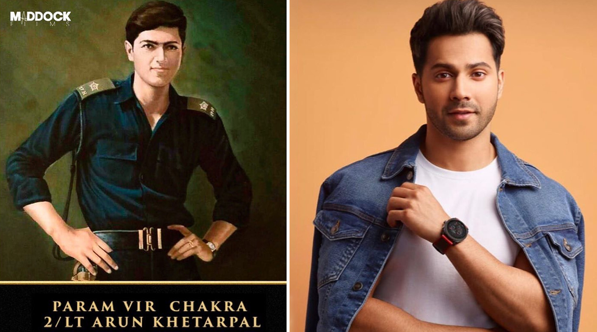 Arun Khetarpal: All You Need to Know About the Second Lieutenant of Indian Army Whose Biopic Stars Varun Dhawan