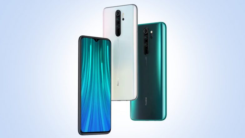 Xiaomi Redmi Note 8 Pro First Sale on October 21; Prices, Features, Colours, Variants & Specifications