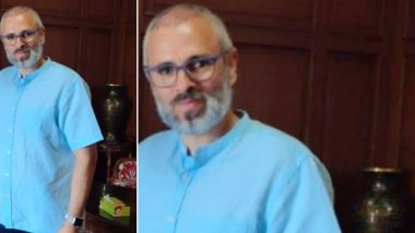 Omar Abdullah's First Image With Grey Beard And Short Hair Surfaces on Social Media Almost Two Months After Abrogation of Article 370