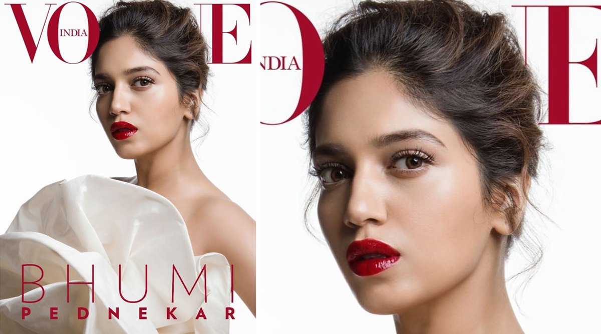 Bhumi Pednekar's New Magazine Cover Proves Why You Should Never Underestimate the Power of Red Lipstick (View Pic)