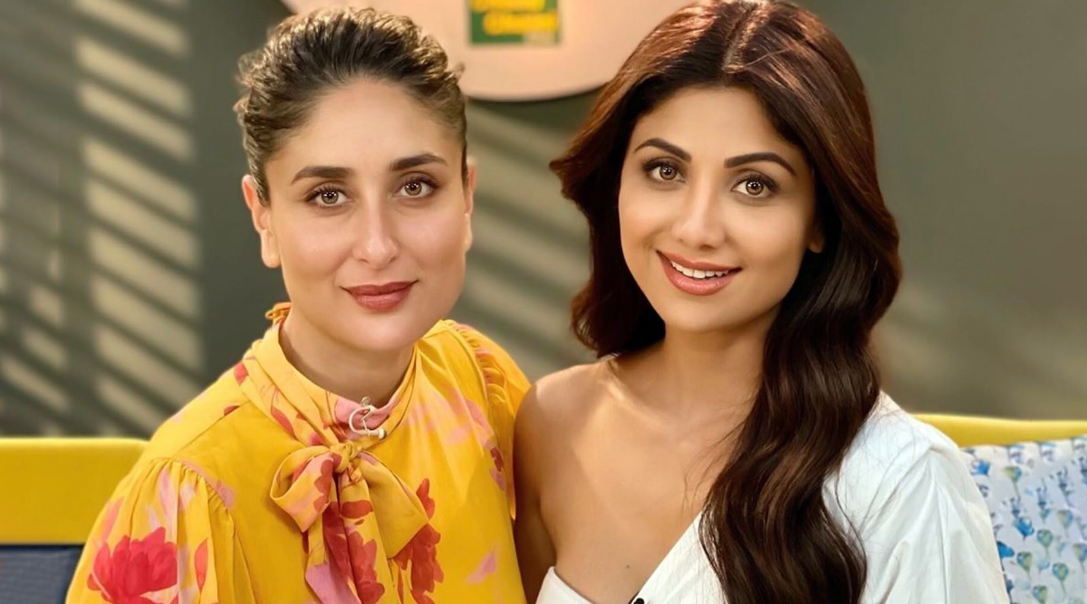 Kareena Kapoor and Shilpa Shetty Look Stunning As They Pose Along and We Couldn't Agree More with This Personifying Caption (View Pic)