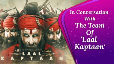 Laal Kaptaan Straddles Different Genres, Has Taken Blood & Sweat To Make: Deepak Dobriyal, Manav Vij