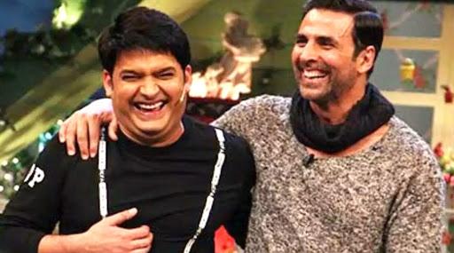 Kapil Sharma Has Figured Out A Trick To Keep Akshay Kumar Happy On The Sets Of The Kapil Sharma Show