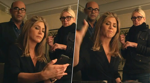 Jennifer Aniston Thanks Her Fans For The 'Glitchy Welcome' On Instagram By Throwing Away Her Phone! (Watch Video)