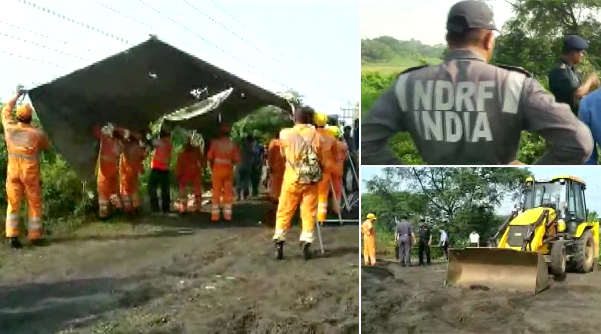 West Bengal: 3 Miners Trapped Inside Coal Mine in Kulti Since October 13, Rescue Operation Enters Fourth Day