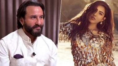 Saif Ali Khan Has a Wise Life-Time Career Advice for Daughter Sara Ali Khan