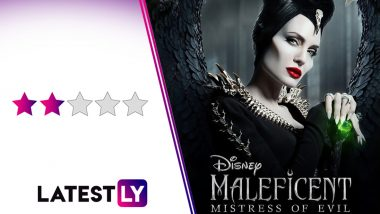 Maleficent: Mistress of Evil Movie Review: Angelina Jolie Can't Work Her Magic Over This Dreary Tale