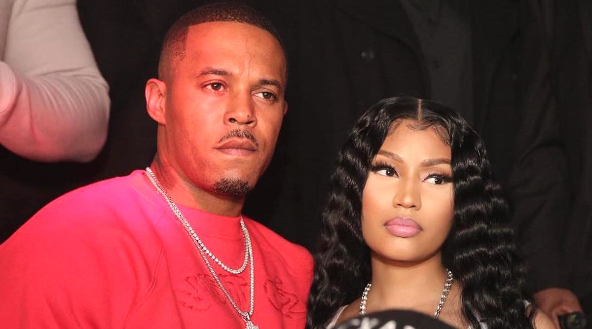 Nicki Minaj Pregnant With Kenneth Petty's Baby? Rapper Deletes Her One-Word 'Expecting' Tweet Leaving Fans Guessing!