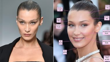 Bella Hadid Has The Perfect Face According to Scientific Beauty Standards, Making Supermodel Most Beautiful Woman in The World