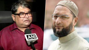 'Asaduddin Owaisi Should Follow Vinayak Savarkar's Belief', Says Grandson of Hindutva Ideologue