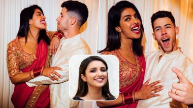 Nick Jonas' Karwa Chauth post on Priyanka Chopra Is Adorable, And Now Parineeti Chopra is Awaiting Her Turn