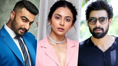 Arjun Kapoor, Rakul Preet Singh and Rana Daggubati to Team Up for a Creature Film?
