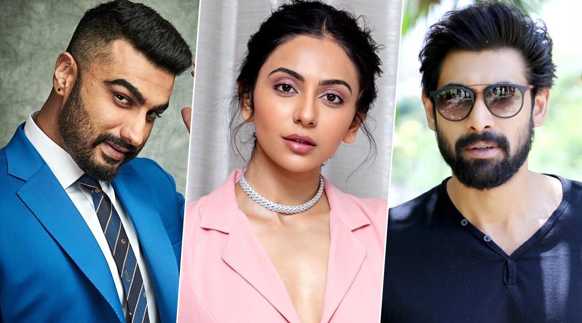 Arjun Kapoor, Rakul Preet Singh and Rana Daggubati to Team Up for a Creature Film?