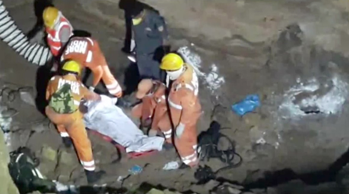 West Bengal Coal Mine Tragedy: NDRF Team Recovers Bodies of All Three Workers Trapped