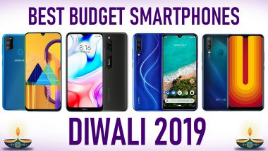 Diwali 2019 Best Budget Smartphones: Xiaomi Mi A3, Redmi 8, Samsung Galaxy M30s, Vivo U10 & Other Mobiles