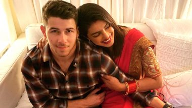 Priyanka Chopra and Nick Jonas Celebrate First Karwa Chauth at the Jonas Brothers Concert - See Pictures