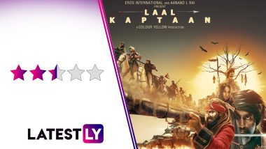 Laal Kaptaan Movie Review: Saif Ali Khan as a Naga Sadhu Stumbles in This Occassionaly Absorbing Revenge Drama