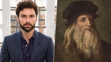 'The Hobbit' Alum Aidan Turner to Play Leonardo Da Vinci in Frank Spotnitz's Upcoming Series