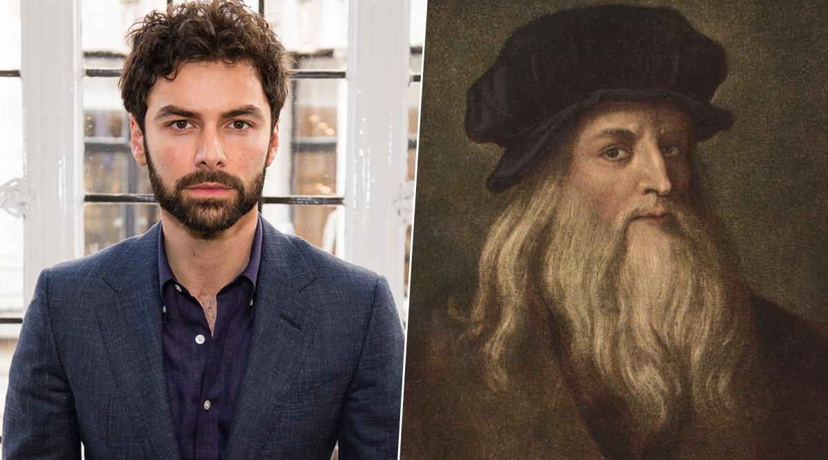 Alum Aidan Turner  Leonardo Da Vinci