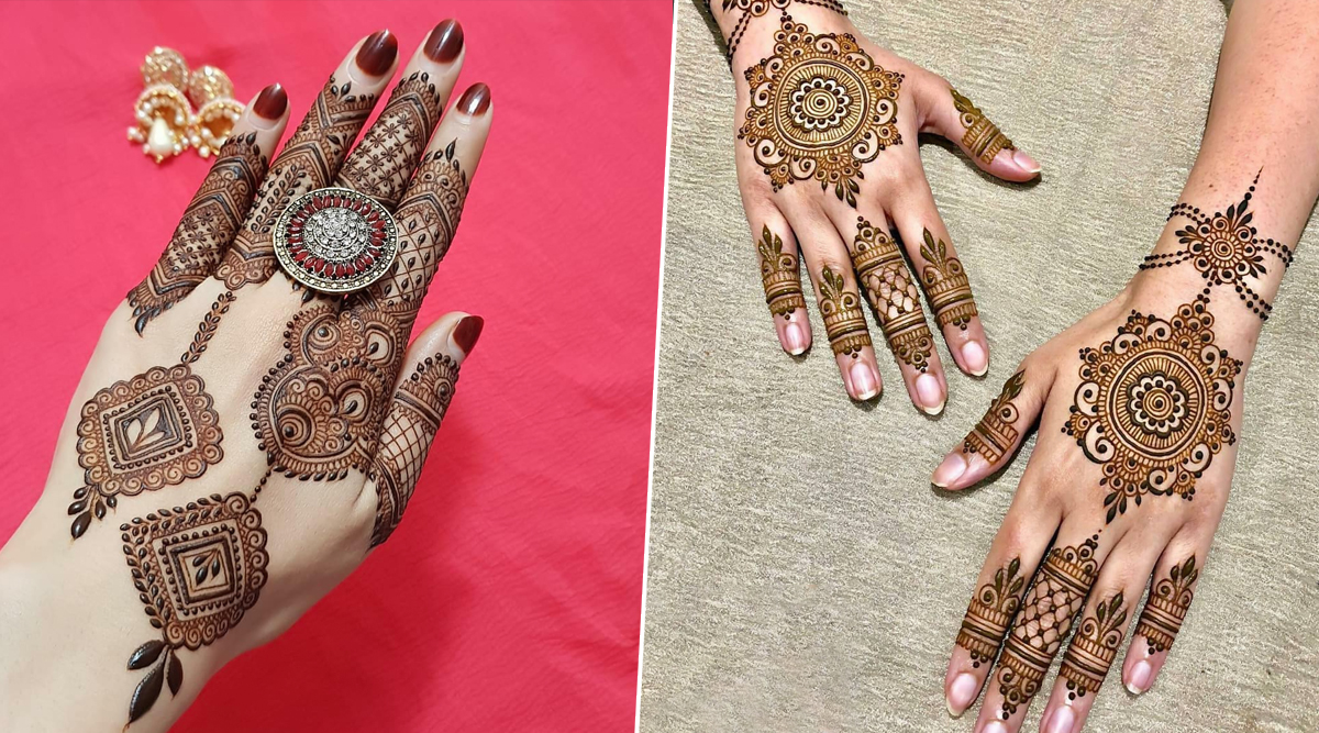 Arabic Mehndi Designs For Diwali 2019 Easy And Beautiful Mehendi Patterns Vines And Henna Art To Apply This Deepavali Latestly