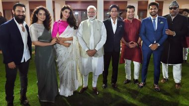 PM Narendra Modi Urges Bollywood to Make Films on Gandhi and Gandhism