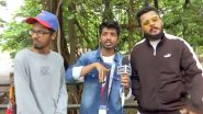 Mumbai Rappers Raise Awareness About Voting Ahead of Maharashtra Assembly Elections 2019; Watch Rap Song Video