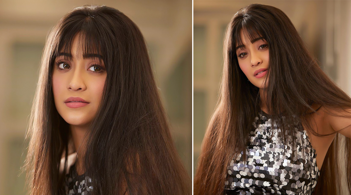Yeh Rishta Kya Kehlata Hai's Shivangi Joshi Stuns in Her Latest Photoshoot and Fans Can't Stop Gushing Over Her (View Pics)