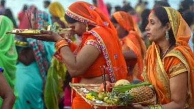 Chhath 2019 Puja Samagri List and Vrat Vidhi: Items From Dawri, Soop, Fruits to Grains, Everything You Need to Worship Surya Bhagwan and Chhathi Maiya