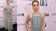 Yo or Hell No? Natalie Portman's Dior Gown for the LA Dance Project Gala on Saturday Night.