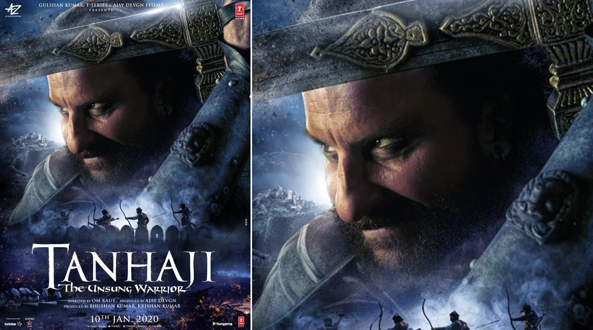 Ajay Devgn's Tanhaji: The Unsung Warrior Mutes The Word 'Rajput' Referring To Saif Ali Khan's Character Udaybhan Rathod