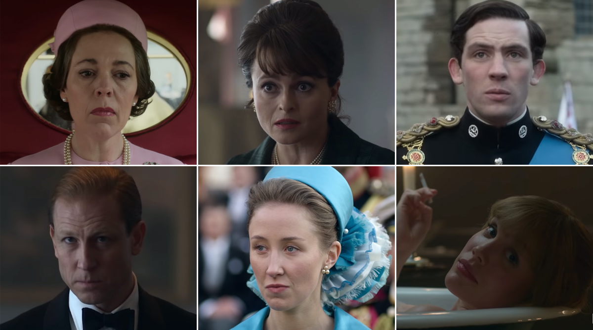 The Crown Season 3 Trailer: Olivia Colman's Queen Elizabeth Finds Britain inCrisis, Prince Charles Deals With a Complicated Romance in the New Season