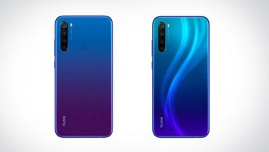 Xiaomi Redmi Note 8T Smartphone Render Images Leaked Online; To Get Redmi Note 8 Like Design & Quad Camera Setup
