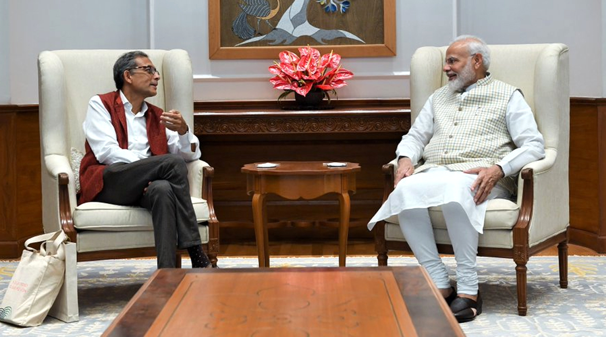 PM Narendra Modi Meets Abhijit Banerjee, Both Praise Each Other; Here's What They Said After The Meeting (Watch Video)