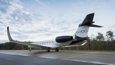 Gulfstream Unveils G700, World's Biggest Private Jet, in Challenge to Bombardier's Global 7500