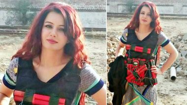 Rabi Pirzada, Pakistani Singer-Cum-Actress, Threatens Indian PM Narendra Modi With Suicide Attack, Gets Brutally Trolled on Twitter