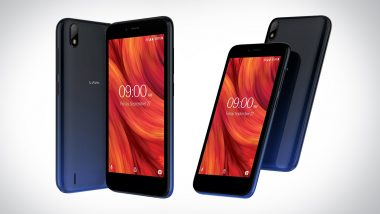 Lava Z41 Entry Level Smartphone With 5-inch Display Launched in India At Rs 3899; Prices, Features & Specifications