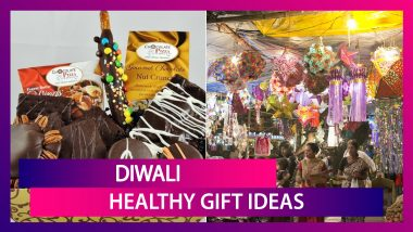 Diwali 2019 Gift Ideas: Healthiest Food Hampers to Gift Your Loved Ones