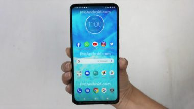 Motorola One Hyper Could Be Motorola's First Phone To Feature Pop-Up Selfie Camera; Likely To Be Launched Soon