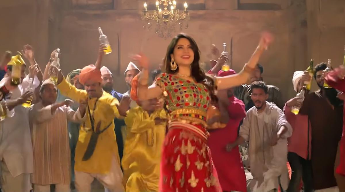 Neelam Munir's item song went viral!