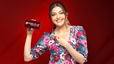 Kajal Aggarwal Roped In As the Ambassador of KhelPlay Rummy