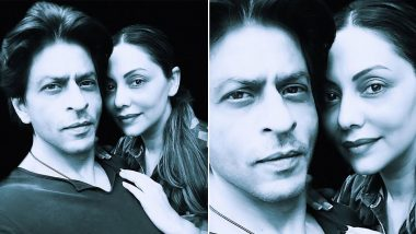 Shah Rukh Khan's Wedding Anniversary Wish for Wife Gauri Will Reinstate Your Belief in Marriages (View Pic)