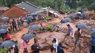 Odisha Rains: Nearly 20 Houses Damaged in Gumma, Gajapati Due to Landslide and Heavy Rainfall, Red Alert Issued for 5 Districts