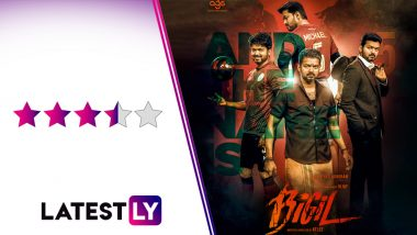 Bigil Movie Review: Thalapathy Vijay's Poignant Sports Drama Has Everything From Action To Romance!
