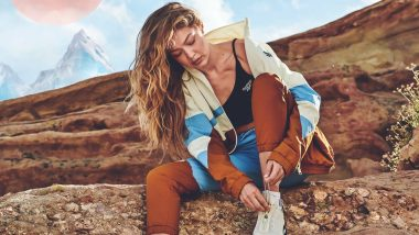 Gigi Hadid Partners with Reebok for a Wide Range of Apparel and Footwear