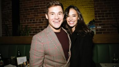 Adam Devine Announces Engagement with Beau Chloe Bridges through an Adorable Instagram Post