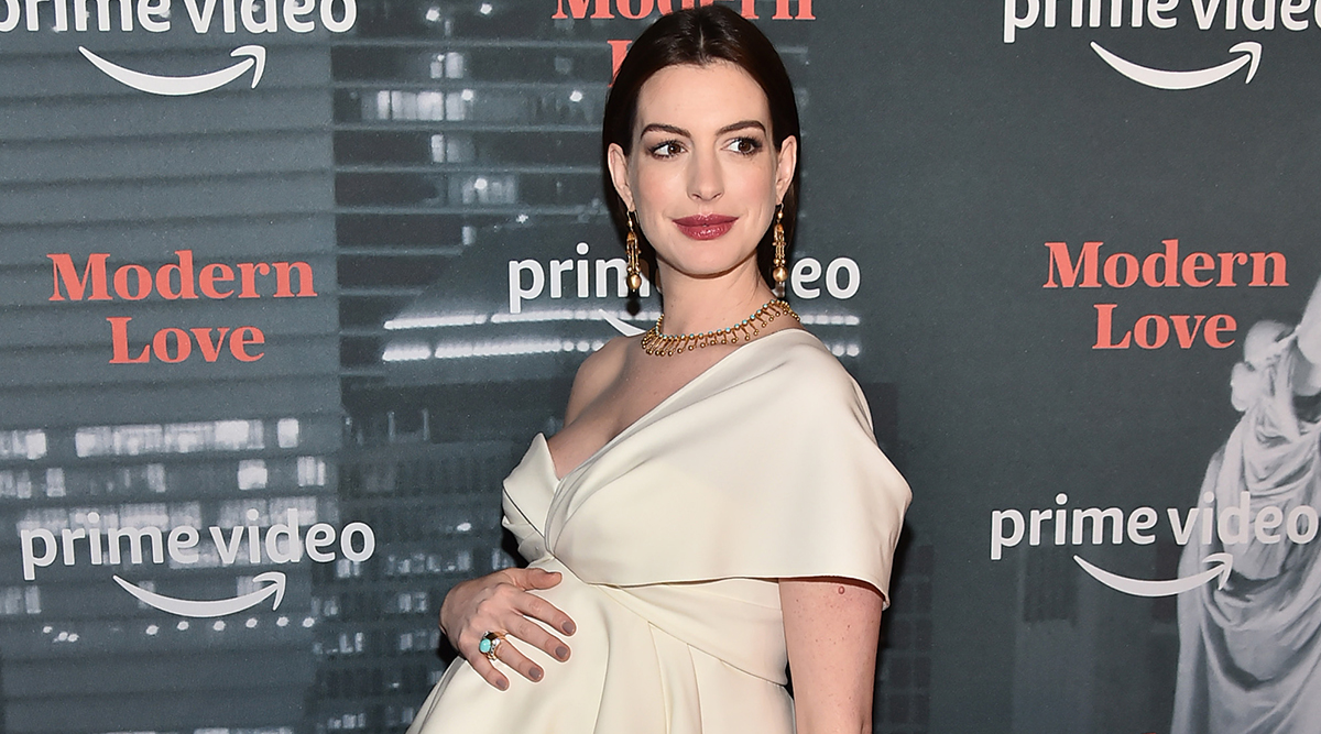 French Children Don't Throw Food: Anne Hathaway Roped In for the Film Adaptation of Pamela Druckerman's Autobiography