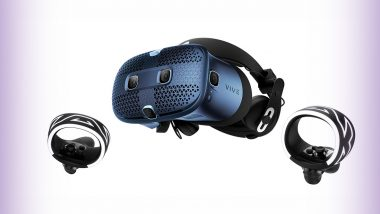 HTC Vive Cosmos VR Headset Now Available in India For 89,990: Report