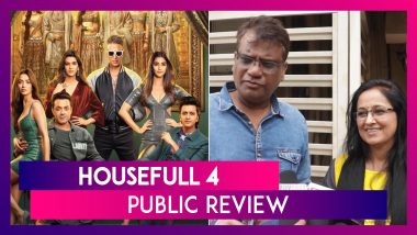 Housefull 4 Public Review | Audience gives a Yay on Nay to this Akshay Kumar Comedy?