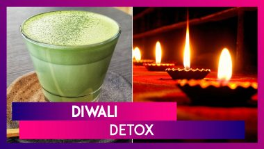 Diwali 2019: Ways To Detox After A Whole Week of Festive Bingeing